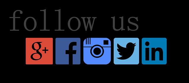 sociální ikony