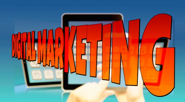 Digitální marketing na internetu