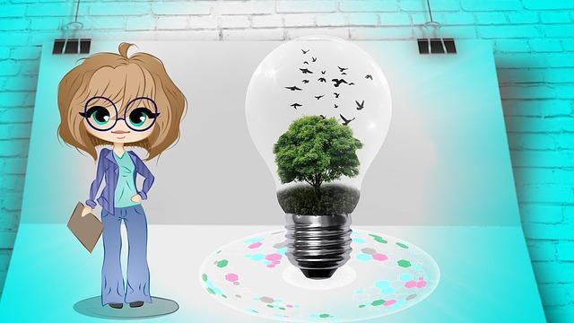 osvětlení šetrné k životnímu prostředí