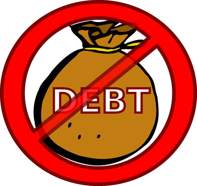 nevýhodné dluhy